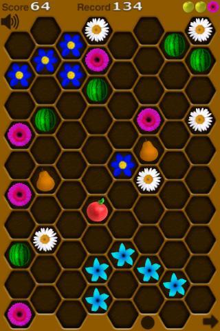 BeeCells - screenshot