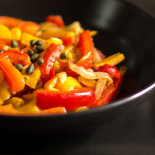 Sweet Pepper Stew