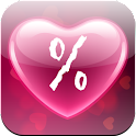 Love Percentage Calculator icon
