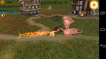 Screenshot of Dragon Power Lite