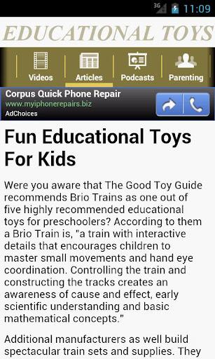 【免費教育App】Educational Toys For Children-APP點子