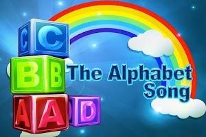 Screenshot of ABC Song Nursery rhyme