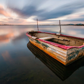 the boat by Daniele Dessì - Transportation Boats