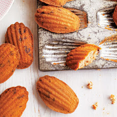 Chocolate Chip Madeleines