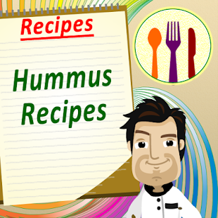 Hummus Cookbook : Free - screenshot