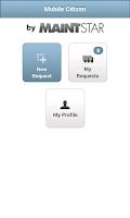 Screenshot of Mobile Citizen