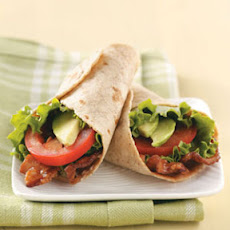 Zippy BLT Wraps Recipe