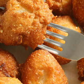 Sweet Cornmeal Hush Puppies Recipes