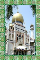 Screenshot of Mosque in Singapore