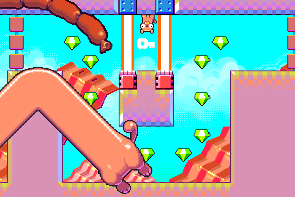 Silly Sausage in Meat Land Screenshot 14