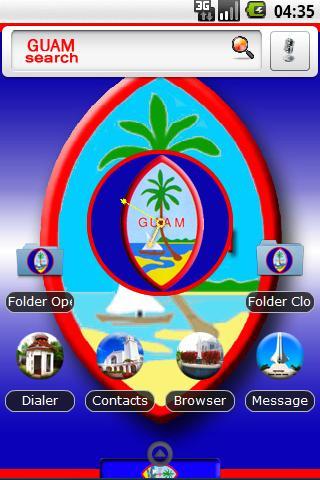 Guam Theme