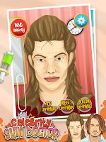 Screenshot of Celebrity Skin Doctor for Kids