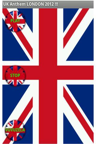英國國歌2012年倫敦奧運會