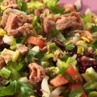 Tuna Vegetable Salad Recipes