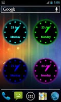 Screenshot of Yo! Clocks