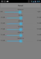 Screenshot of Bright Sound (Audio Player)