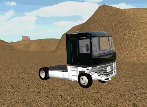 Truck Racing HD - screenshot