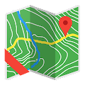 App BackCountry Nav Topo Maps GPS version 2015 APK