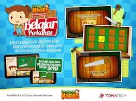 Screenshot of Nanang Belajar Perkakas