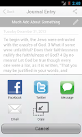 Screenshot of Scripture Talk