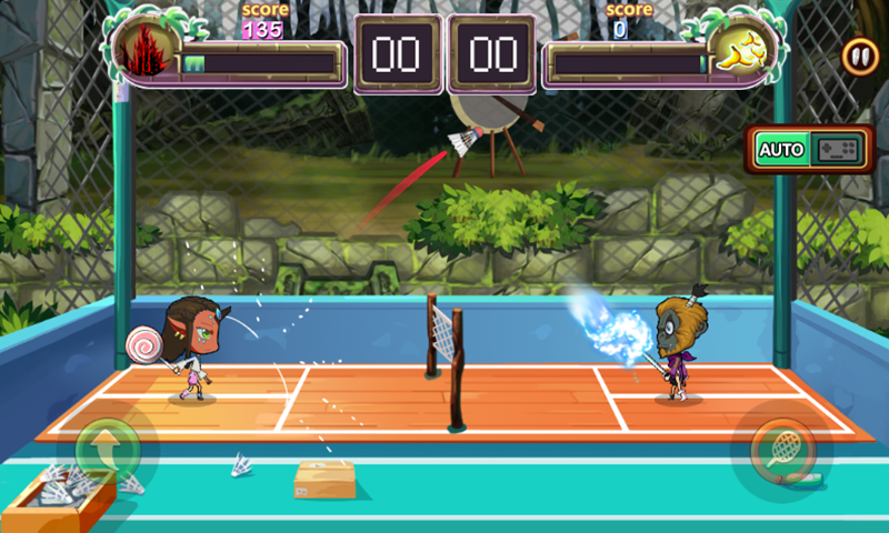 Badminton Star Screenshot 2