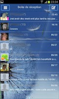 Screenshot of Go SMS Pro Galaxy S3 theme