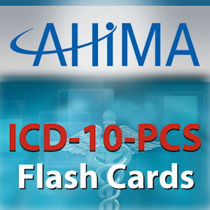 AHIMA's ICD-10-PCS Flash Cards