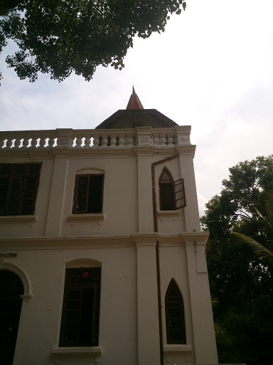 Old Dharmaraja Building