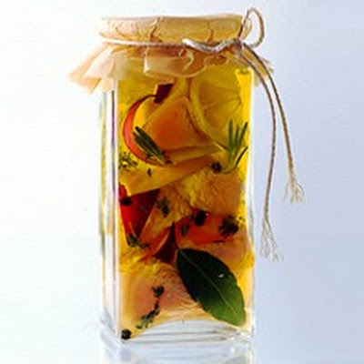 Marinated Chicken in a Jar