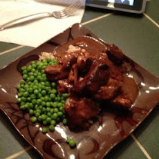 Crock Pot Sweet and Sour Ribs