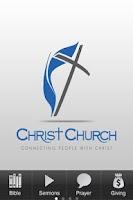 Screenshot of Christ Church