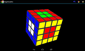 Screenshot of MagicPuzzlePro