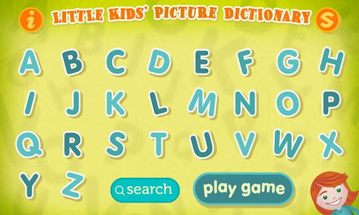 Little Kids Picture Dict HD