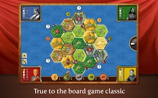 Screenshot of Catan