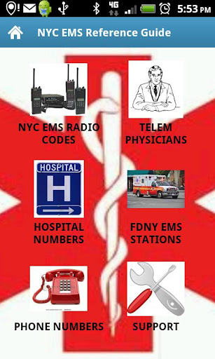 NYC EMS Reference Guide