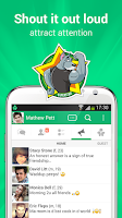 Screenshot of Frim - friends & chat by MoCo