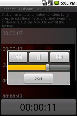 【免費媒體與影片App】Rehearsal Assistant/VoiceRecrd-APP點子