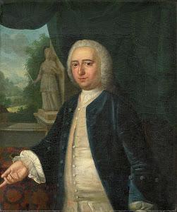 RIJKS: Jacob Jan Nachenius: painting 1746