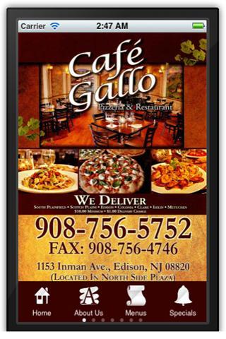 Cafe Gallo