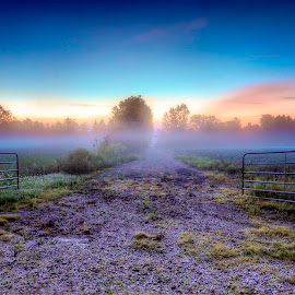 by Josh Cornelius - Landscapes Prairies, Meadows & Fields