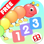 Toddler Counting 123 Kids Free APK Icon