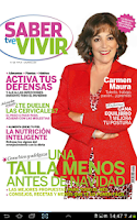 Screenshot of Saber Vivir Revista