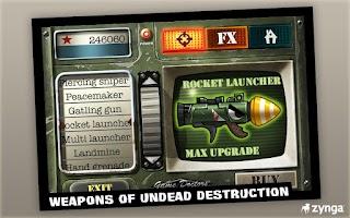 Screenshot of ZombieSmash