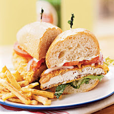 Oven-Fried Catfish Sandwiches