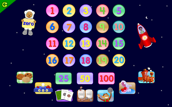Starfall FREE APK screenshot thumbnail 16