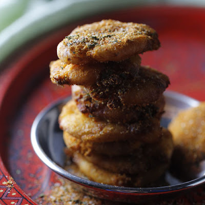 Tuk (Sindhi Twice-fried Potatoes)