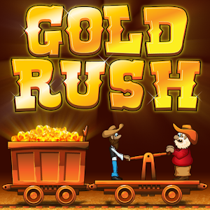 Cover art Gold Rush!