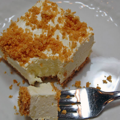 Lemon Cheesecake Dessert