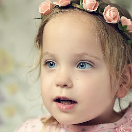 Spring by Lucia STA - Babies & Children Child Portraits