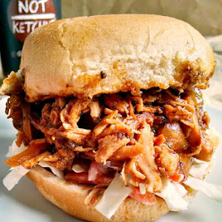 Slow Cooker Smoky Date Barbecue Sandwiches
